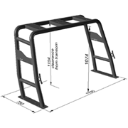 Commercial A-frame